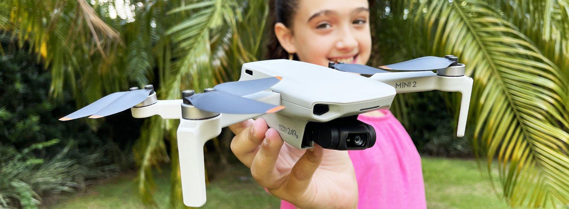Como é a qualidade em fotos do drone DJI Mini 2 ? Veja fotos em diferentes cenários
