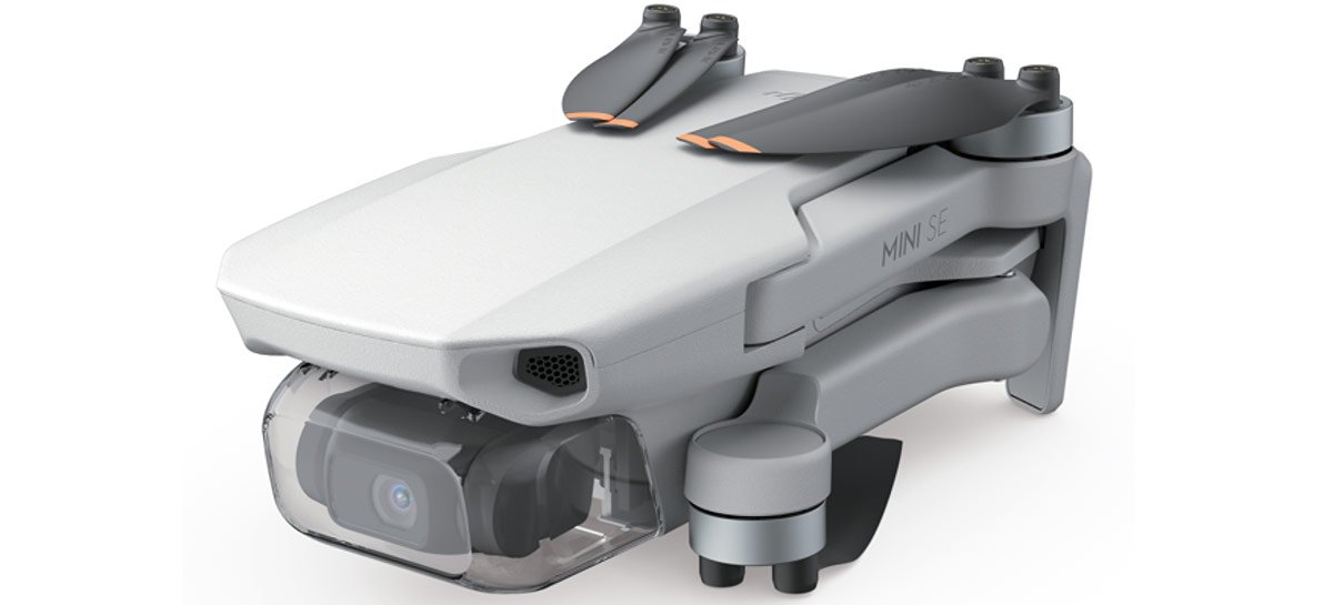 Drone baratinho DJI Mini SE aparece em novos vazamentos com mais detalhes