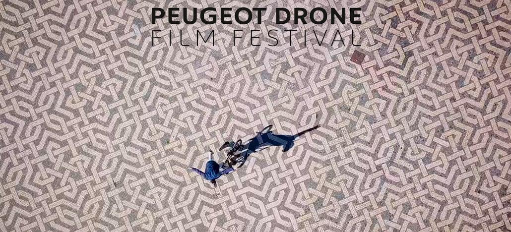 Confira o filme vencedor do Drone Film Festival da DJI e Peugeot