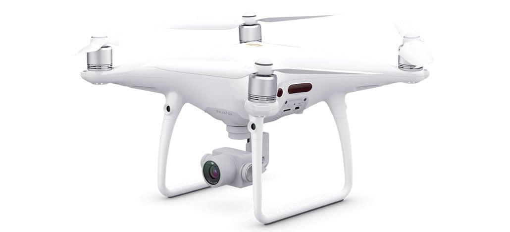 DJI lança oficialmente drone topo de linha Phantom 4 Pro V2.0