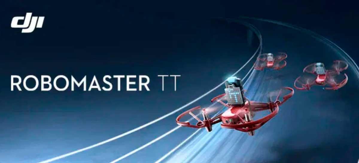 DJI RoboMaster Tello Talent já está sendo comercializado na Ásia