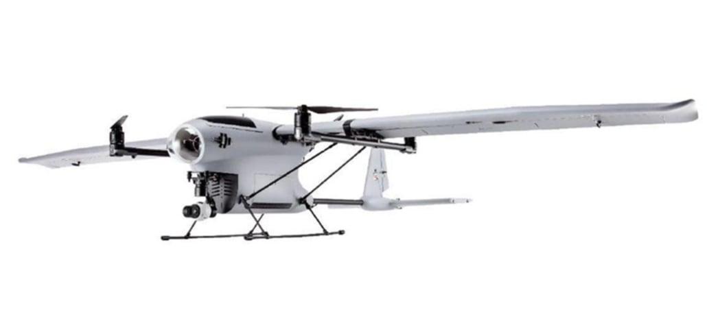 Novo drone de asa fixa DJI VTOL tem especificações vazadas [+FAKE]