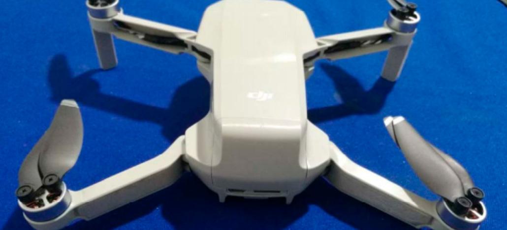 Mavic Mini, novo drone da DJI, aparece em listagem nos EUA