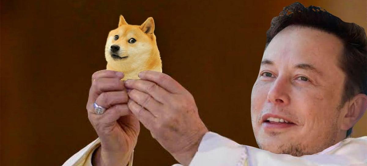 Elon Musk ataca novamente e faz Dogecoin valorizar quase 70%