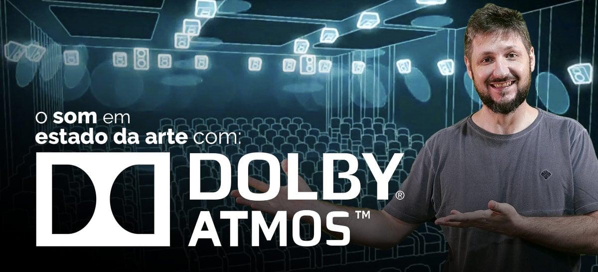 Dolby Atmos: som tridimensional traz imersão e inaugura era do som objeto