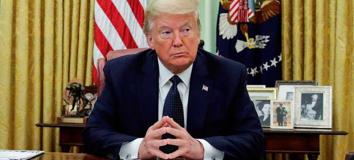 Trump assina Ordem Executiva para restringir imunidade legal das redes sociais