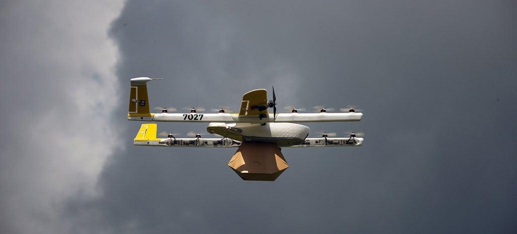 Alphabet lança aplicativo de controle de tráfego aéreo para drones na Austrália