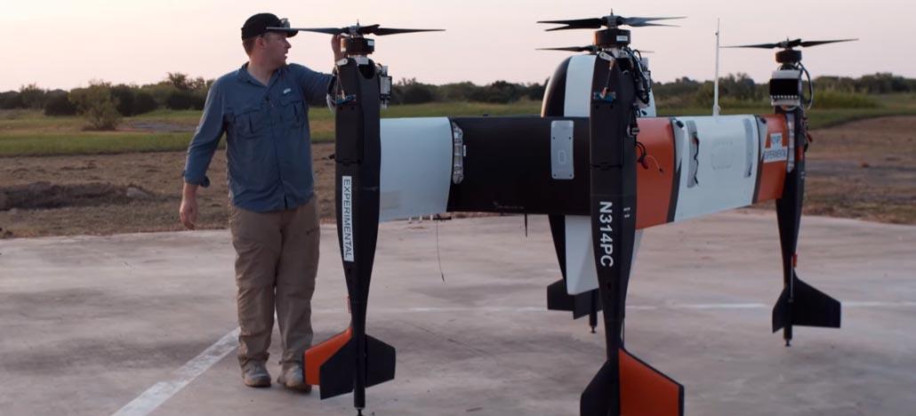Empresa de drones Bell demonstra primeiros voos de sua aeronave autônoma