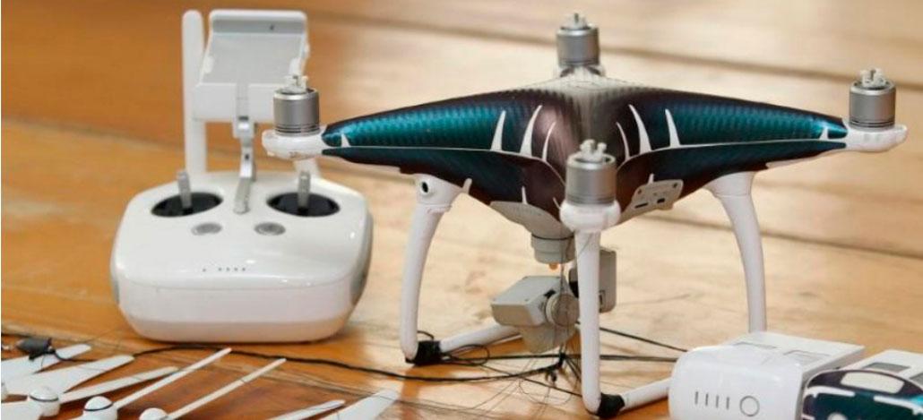 26 pessoas são presas na China por contrabandear iPhones usando drones