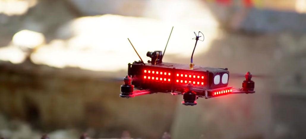 Lockheed anuncia campeonato que premiará IA que consiga vencer piloto profissional de drone