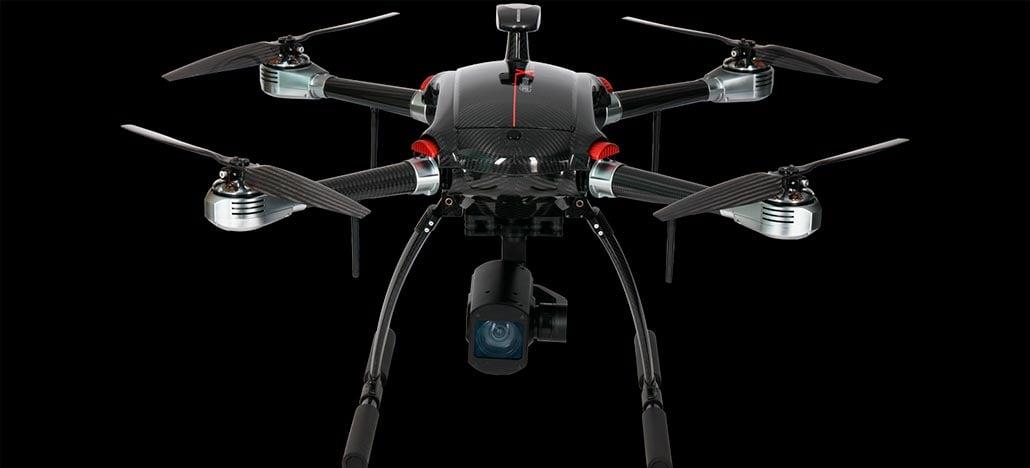 Drones profissionais da Dahua começam a ser vendidos no Brasil