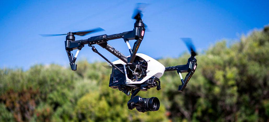 Polícia do Reino Unido consegue salvar vida de vítima de acidente graças a drone