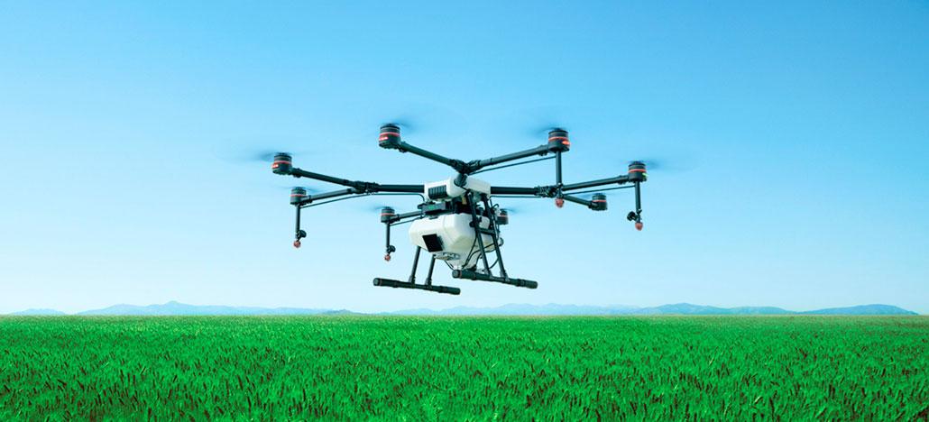 Drone da DJI ajuda no combate da Malária na África