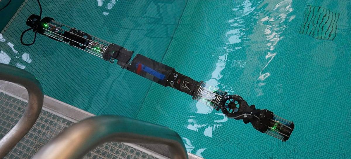 Novo drone subaquático facilita inspeção de navios e plataformas de petróleo