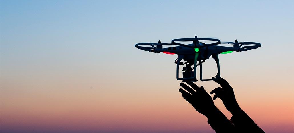 Cidade nos EUA quer cobrar taxa diária para usuários de drones domésticos e comerciais