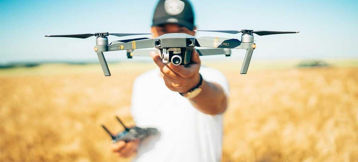 Apenas 19% dos donos de drones sabem onde podem pilotar legalmente