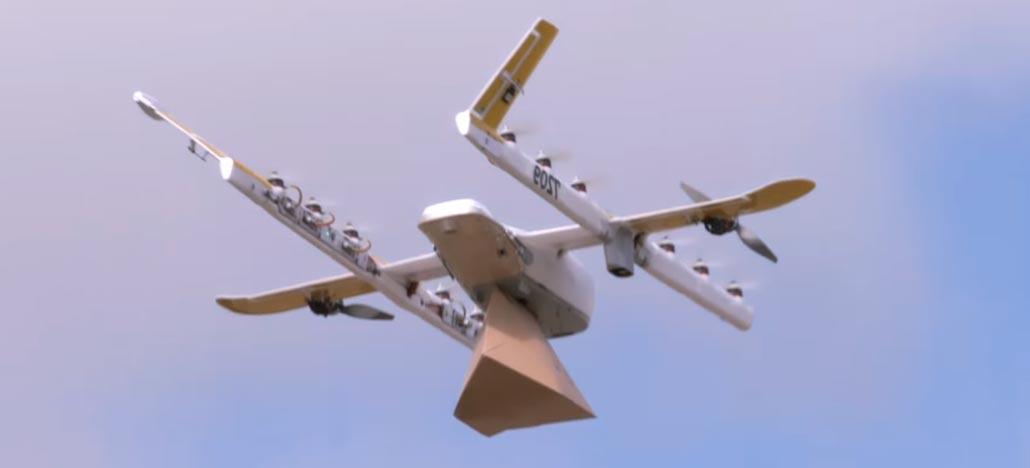 Amazon, Wing e Uber oferecem principais serviços de entrega com drones dos EUA