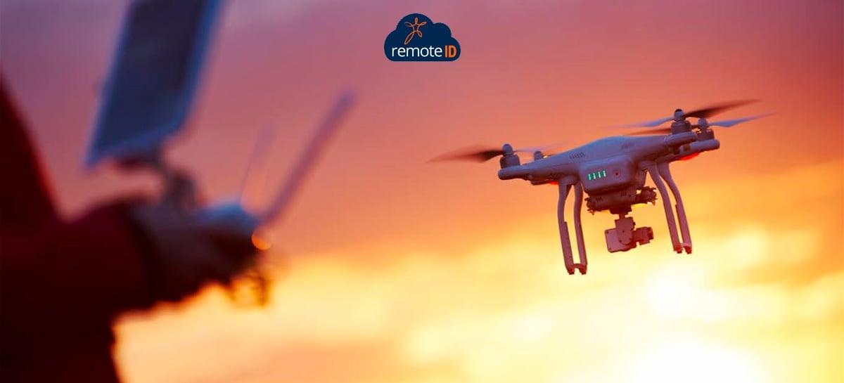 REMOTE ID - Nova legislação dos EUA pode tornar ilegal TODOS os drones atuais [+VIDEO]
