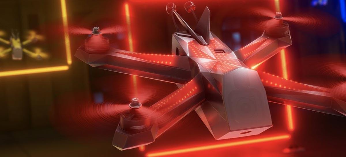 Conheça os drones que já foram usados na Drone Racing League