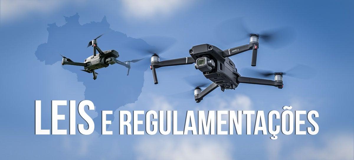 Drones: Leis e regulamentação - Veja o que é necessário para decolar seu drone
