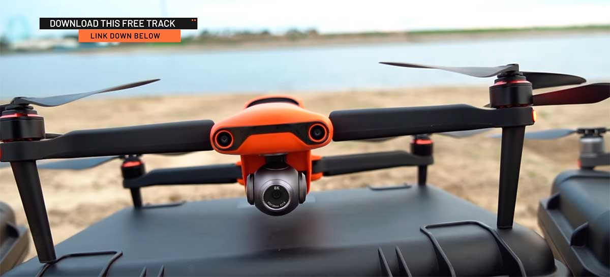 Veja comparação em vídeo dos drones 8K Autel EVO II vs Mavic 2 Pro e Zoom