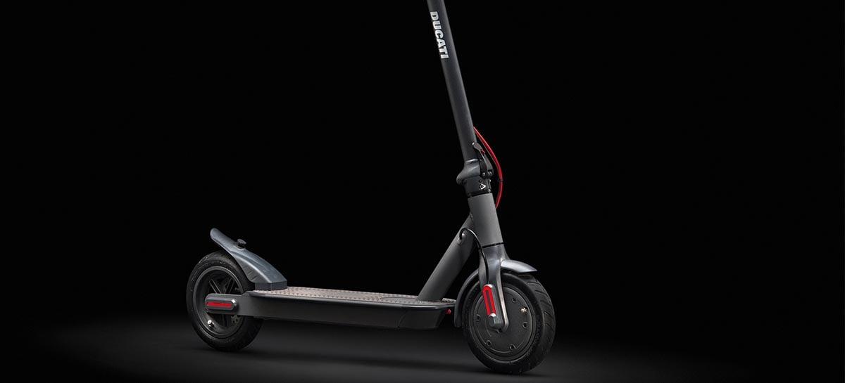 Ducati lança a PRO-I EVO, seu primeiro patinete elétrico