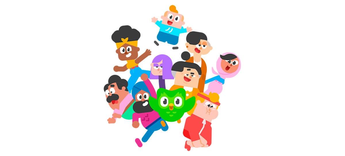 Duolingo lança vozes exclusivas para seus personagens