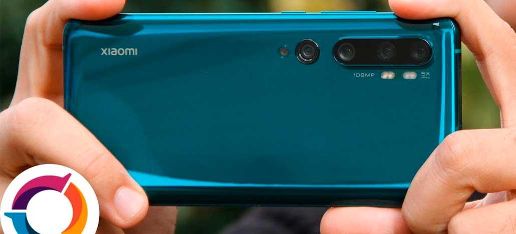 Xiaomi Mi CC9 Pro Premium empata com Huawei Mate 30 Pro no DxO Mark