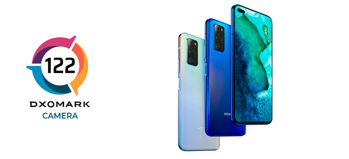 Honor V30 Pro é classificado como o 2º melhor celular do mundo para fotos