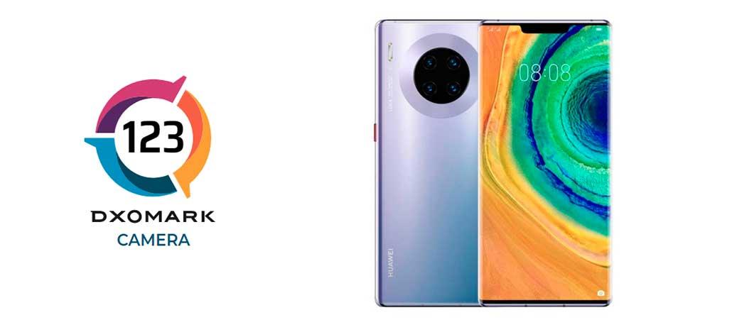 DxOMark classifica Huawei Mate 30 Pro 5G como melhor smartphone para fotos