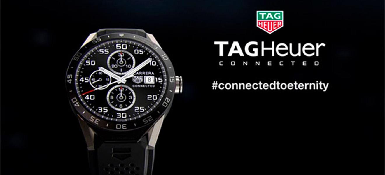 Tag Heuer vai mostrar seu próximo smartwatch pela primeira vez no dia 14