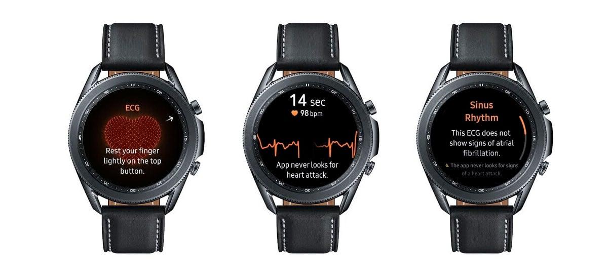 Veja como habilitar ECG no Samsung Galaxy Watch 3, Watch Active 2