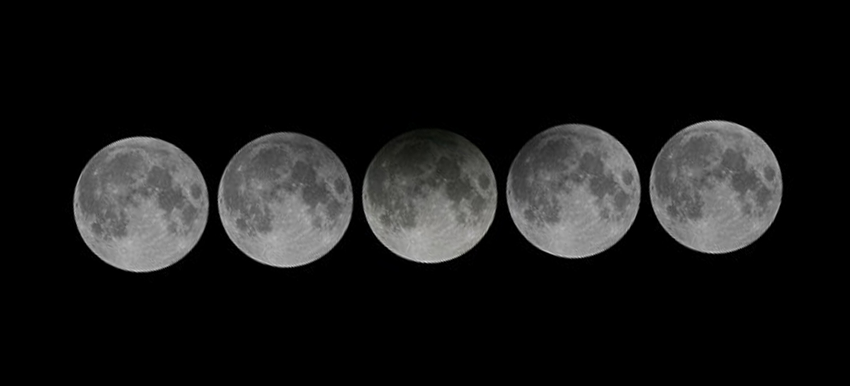 Eclipse lunar será visível em várias partes do Brasil amanhã, dia 30! Saiba onde vê-lo!