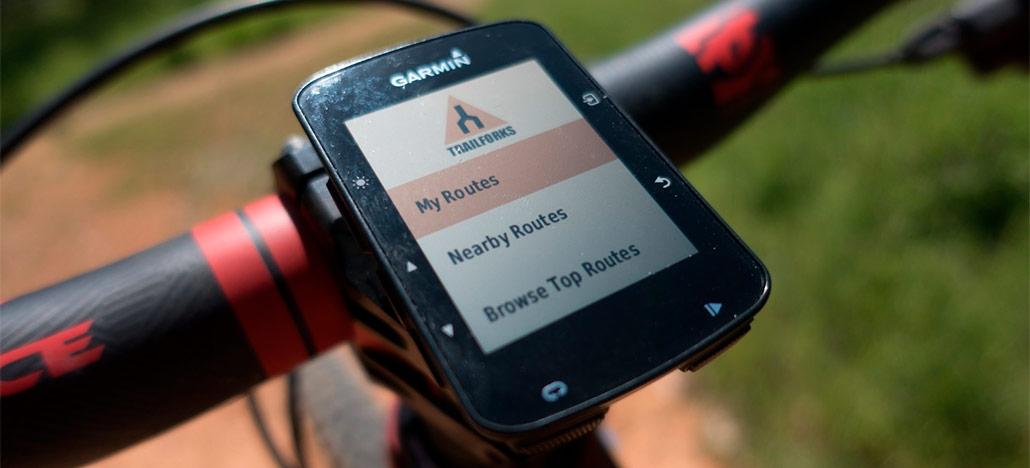 Garmin lança Edge 520 Plus, GPS para ciclistas com tecnologias conectadas de monitoramento