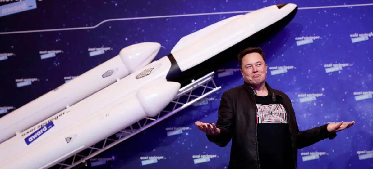 Elon Musk quer que você se mude para o Texas