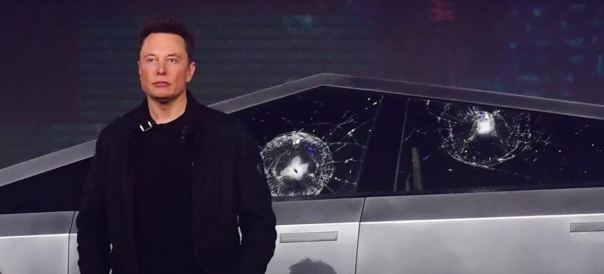 Ações da Tesla despencam com queda nos preços do petróleo