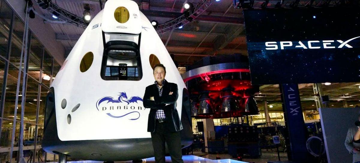 Elon Musk defende solução para evitar colisões de asteroides com a Terra