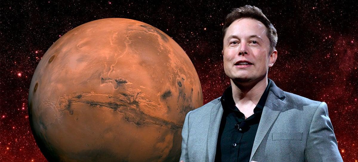 """Publicação de 1953 afirmava que um """"Elon"""" colonizaria Marte"""