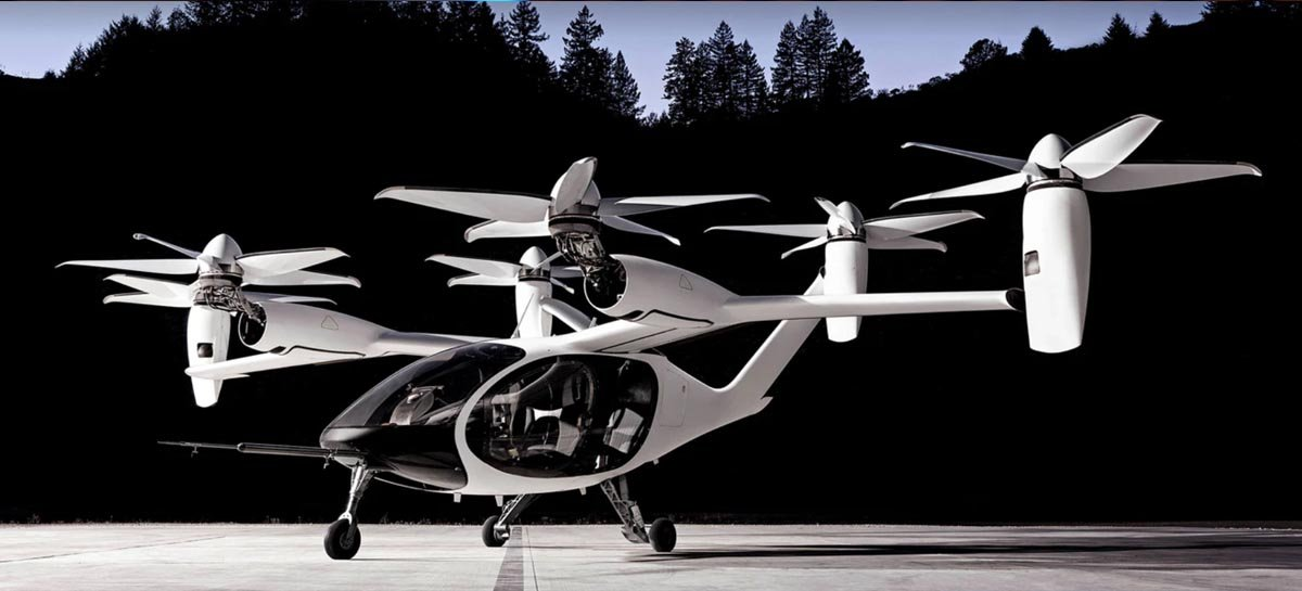Empresa de táxi aéreo Joby Aero pode abrir o seu capital em breve