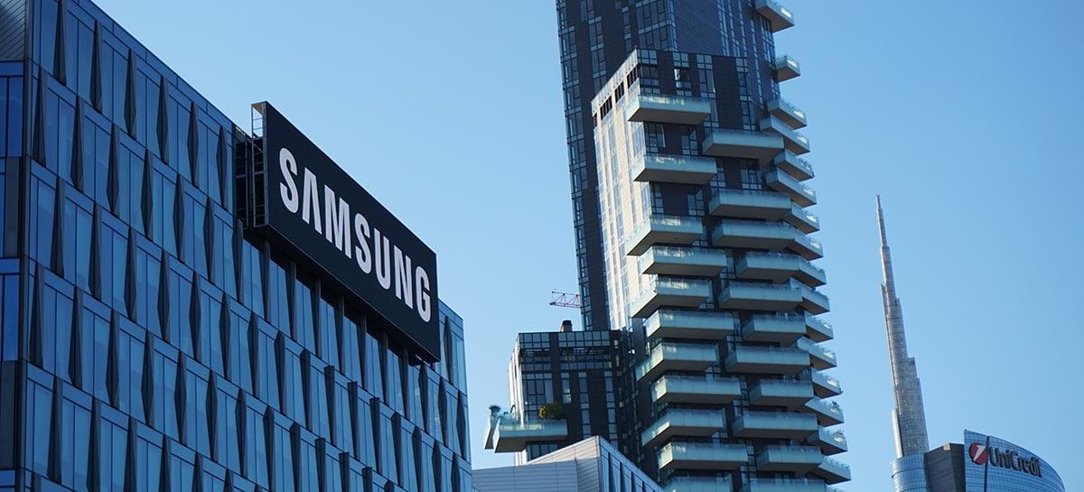 Empresas chinesas tomam 20% do mercado de telas da Samsung