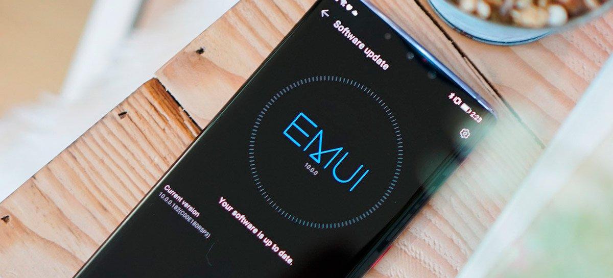 Huawei anuncia EMUI 11 com melhorias no visual e novos recursos