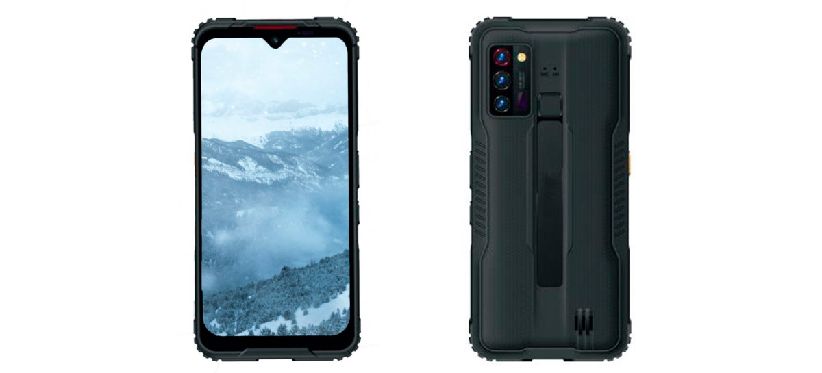 Energizer Hard Case G5 é o primeiro telefone 5G da marca e traz bateria de 5.000mAh