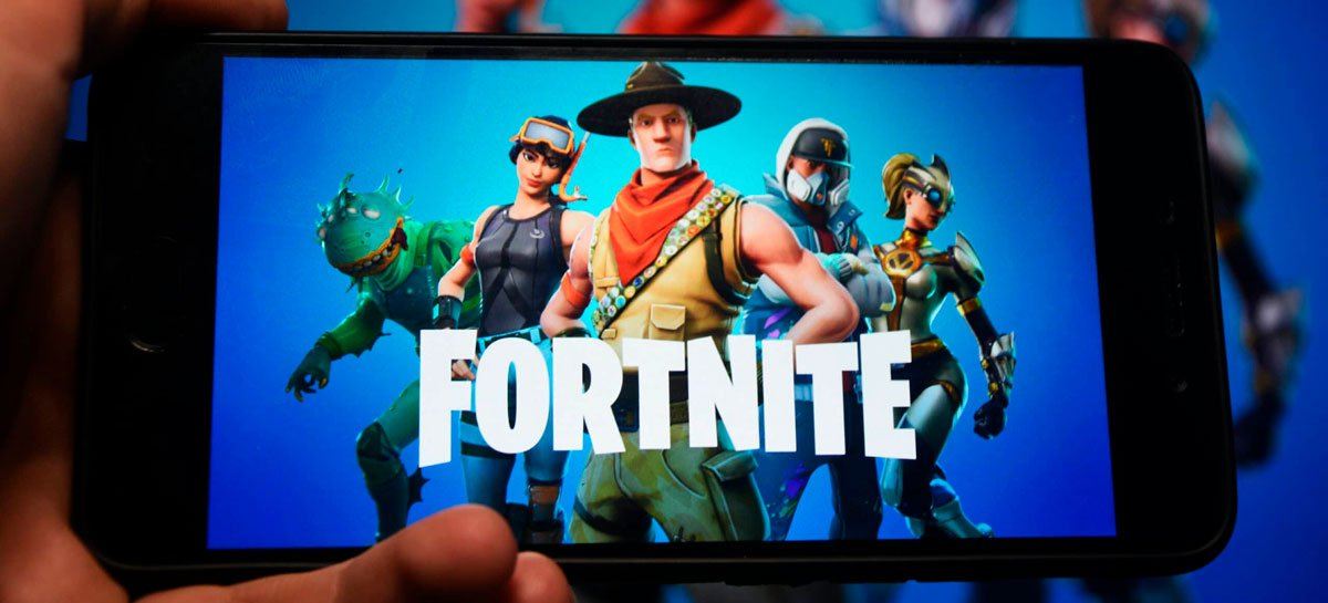 Apple encerra conta da Epic Games na App Store e Fortnite está fora do iOS