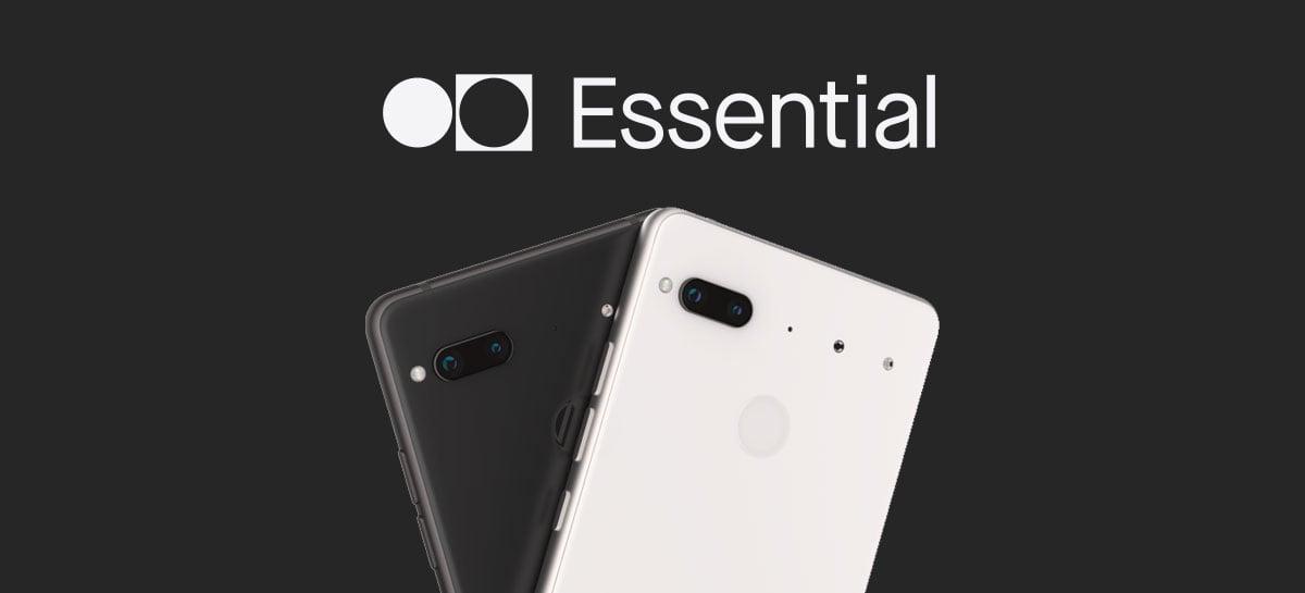 Designer revela o visual do que seriam os futuros Essential Phone PH-2 e PH-3