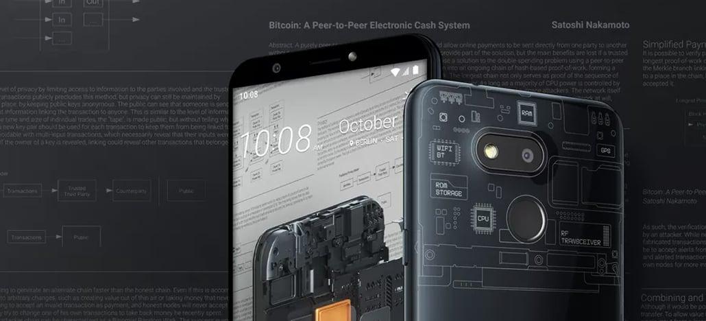 HTC Exodus 1s chega com Snapdragon 435, Android Oreo e novo recurso para Bitcoins