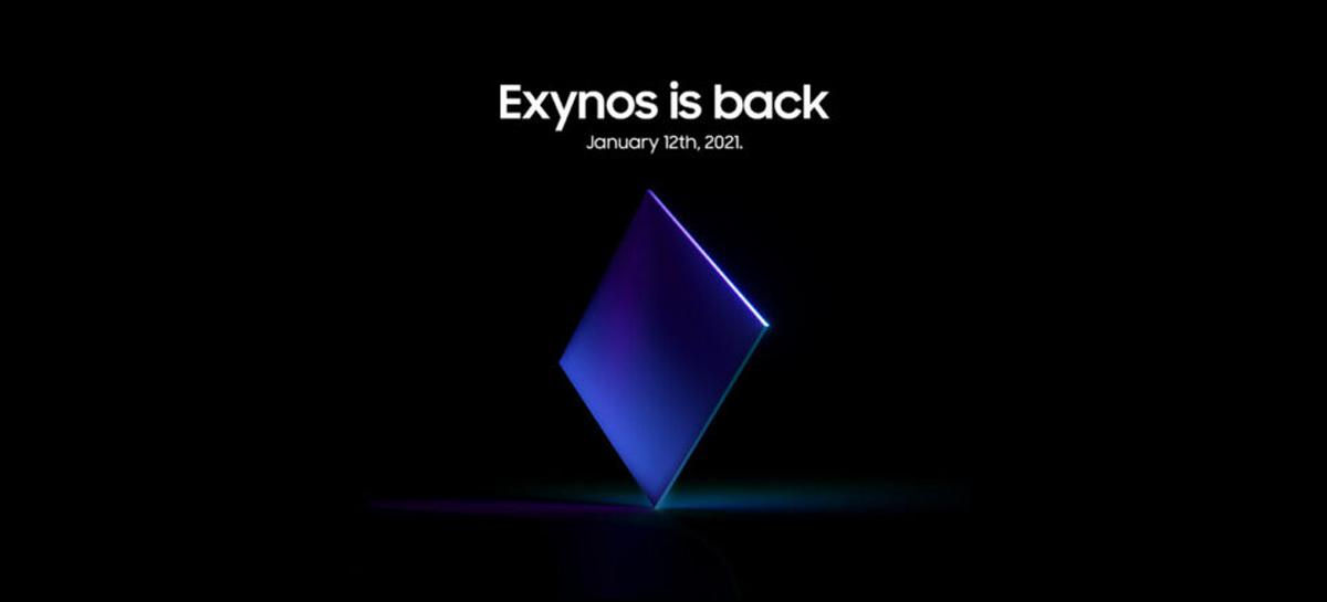 Testes de desempenho do SoC Exynos 2100 o colocam muito próximo do Snapdragon 888
