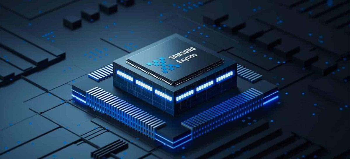 Samsung Exynos 2200 com GPU AMD vai ter versão para notebooks, segundo rumor