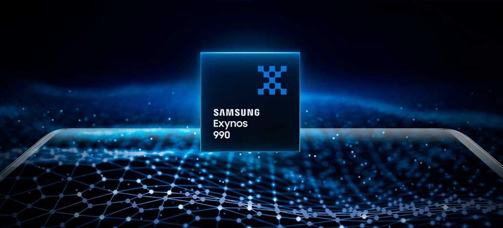 Exynos 990: Samsung divulga especificações de seu novo processador