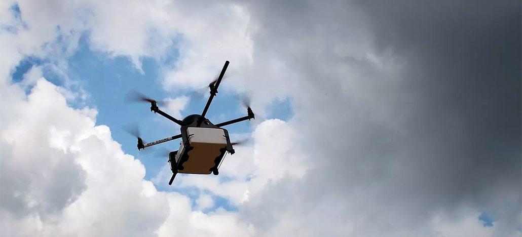 Governo dos EUA celebra seus primeiros testes de entrega bem-sucedidos com drones