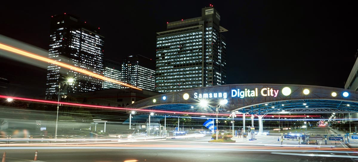 Projeto de fábrica da Samsung de R$90 bilhões está quase pronto